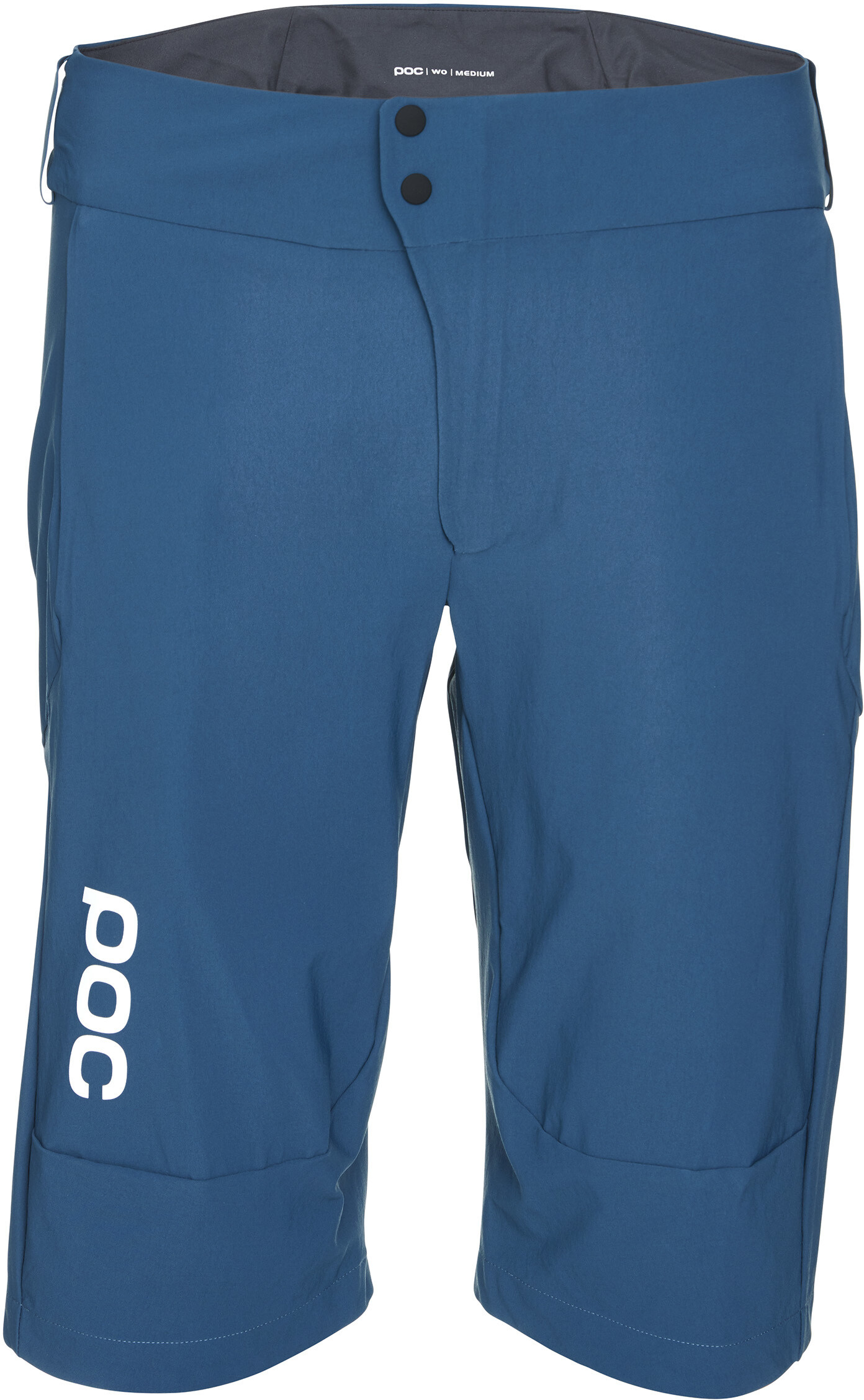 8354d70f POC Essential MTB Sykkelbukse Dame draconis blue   Gode tilbud hos ...